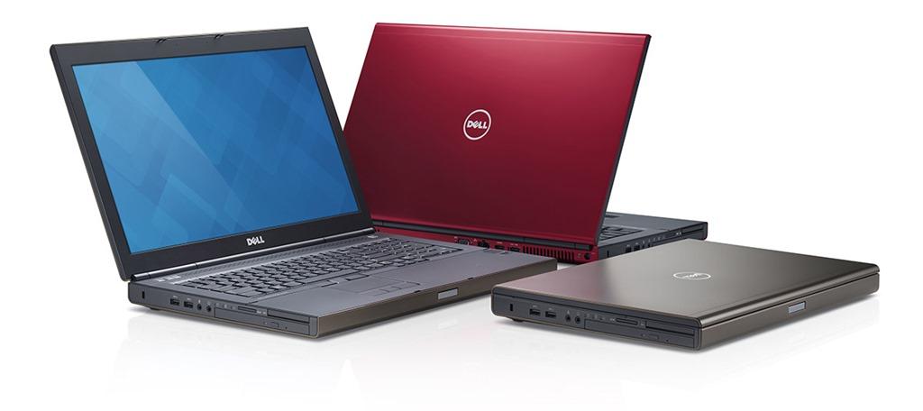 Преносими работни станции Dell Precision: бързи, стилни, изгодни