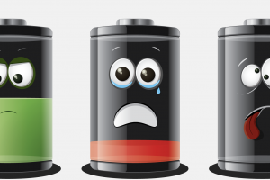 Как да изчислим с колко е намалял живота на лаптоп батерията