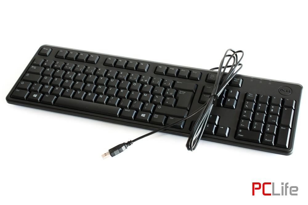 DELL KB212 /USB - клавиатура