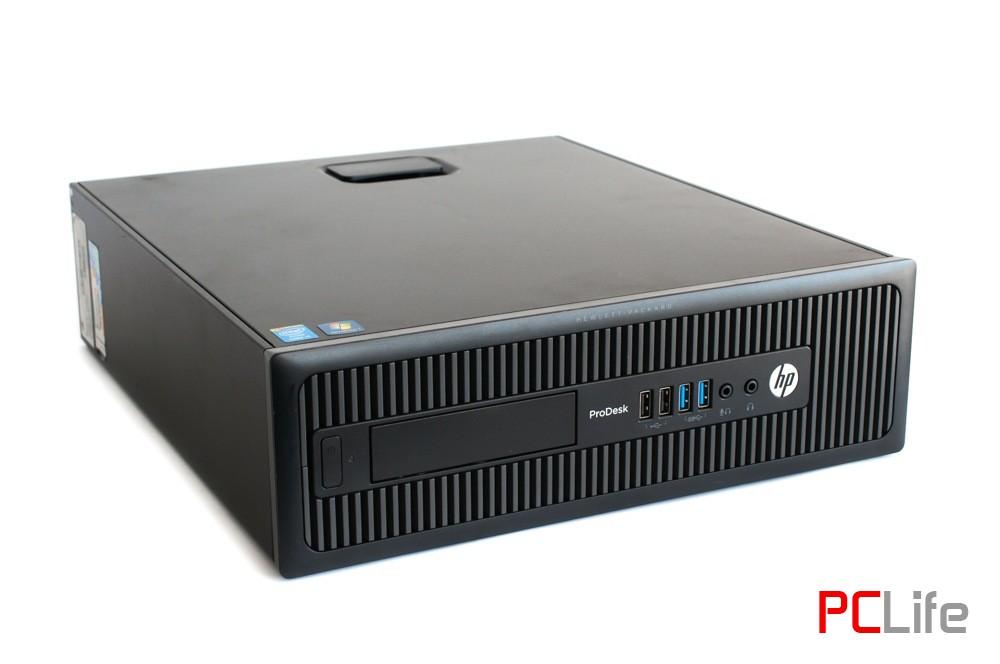 HP ProDesk 600 G1 sff i5-4570 - компютри втора ръка