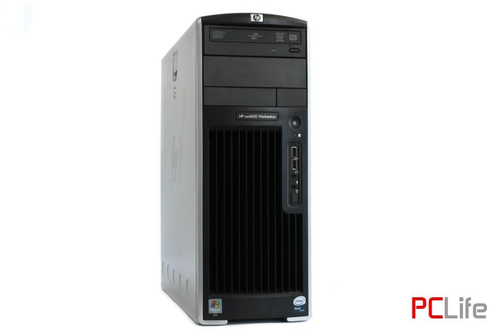 HP XW6600- работни станции втора ръка