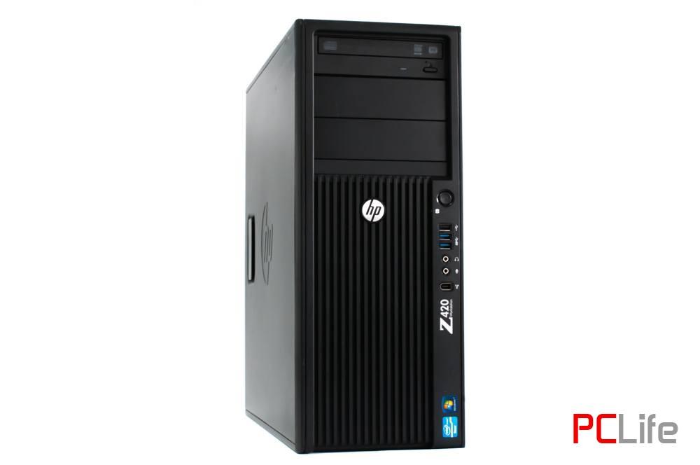 HP Z420- работни станции втора ръка