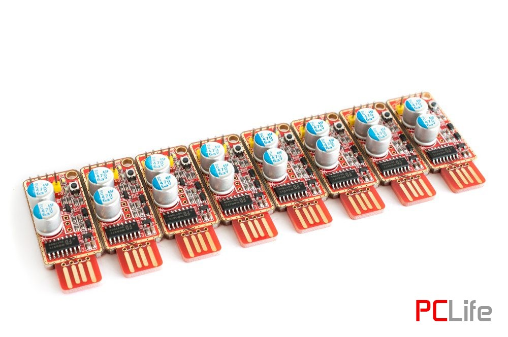 USB контролер /Watchdog card USB/