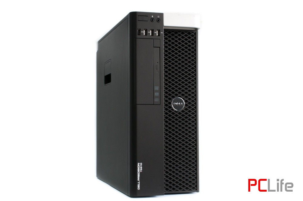 DELL PRECISION T5610 Intel Xeon E5-2635v2/8GB DDR3/500GB HDD/Nvidia Quadro 4000 - работни станции втора ръка
