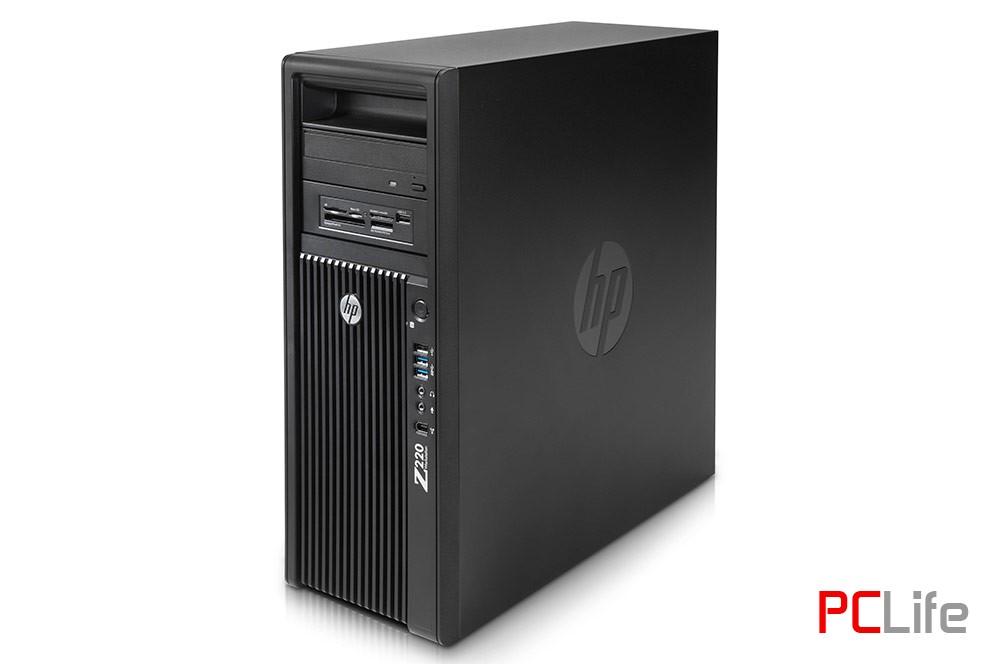 HP Z220 - работни станции втора ръка