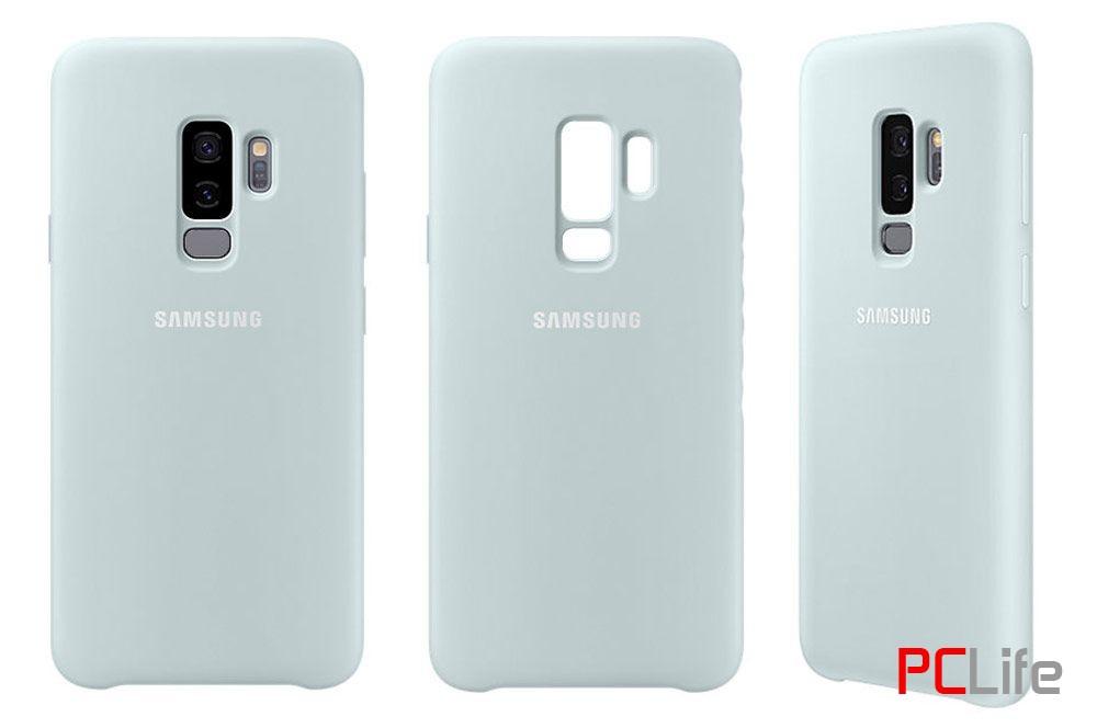 модел - EF-PG960TLEGWW за Samsung Galaxy S9 материал - силикон оригинален 6 месеца гаранция