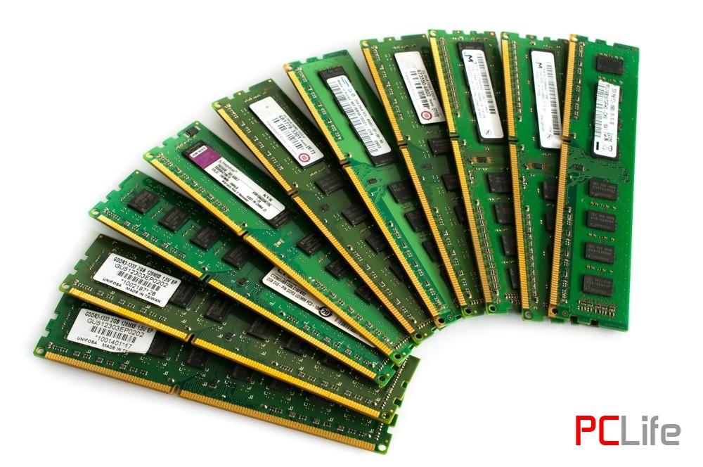 Памет DDR3 4GB/1333MHz/PC3-10600U - памет за компютри втора ръка