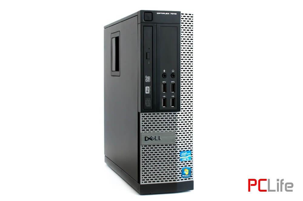 Dell OptiPlex 7010 sff i5-3470/8GB/500GB HDD - компютри втора ръка