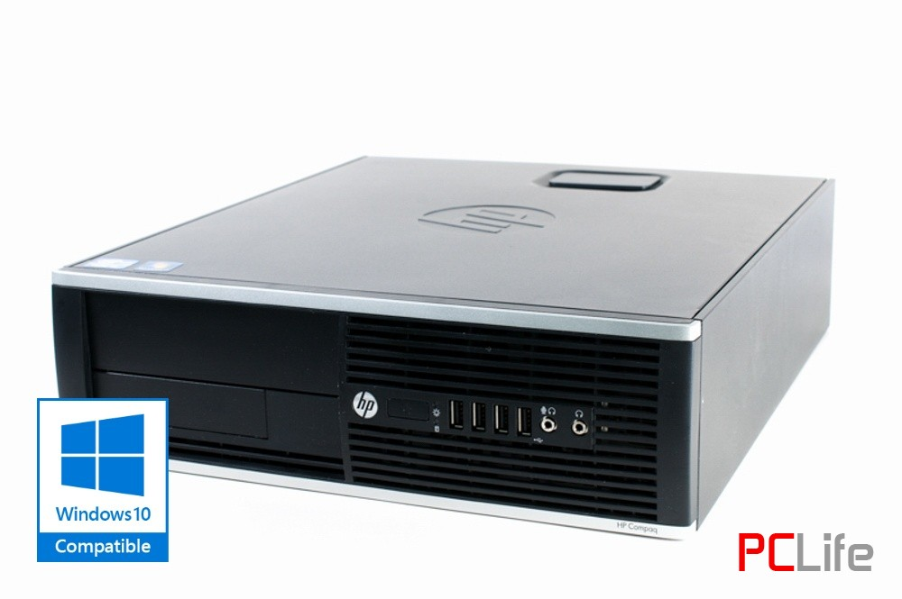 HP 6200 PRO  sff G640 + Windows 10 - компютри втора