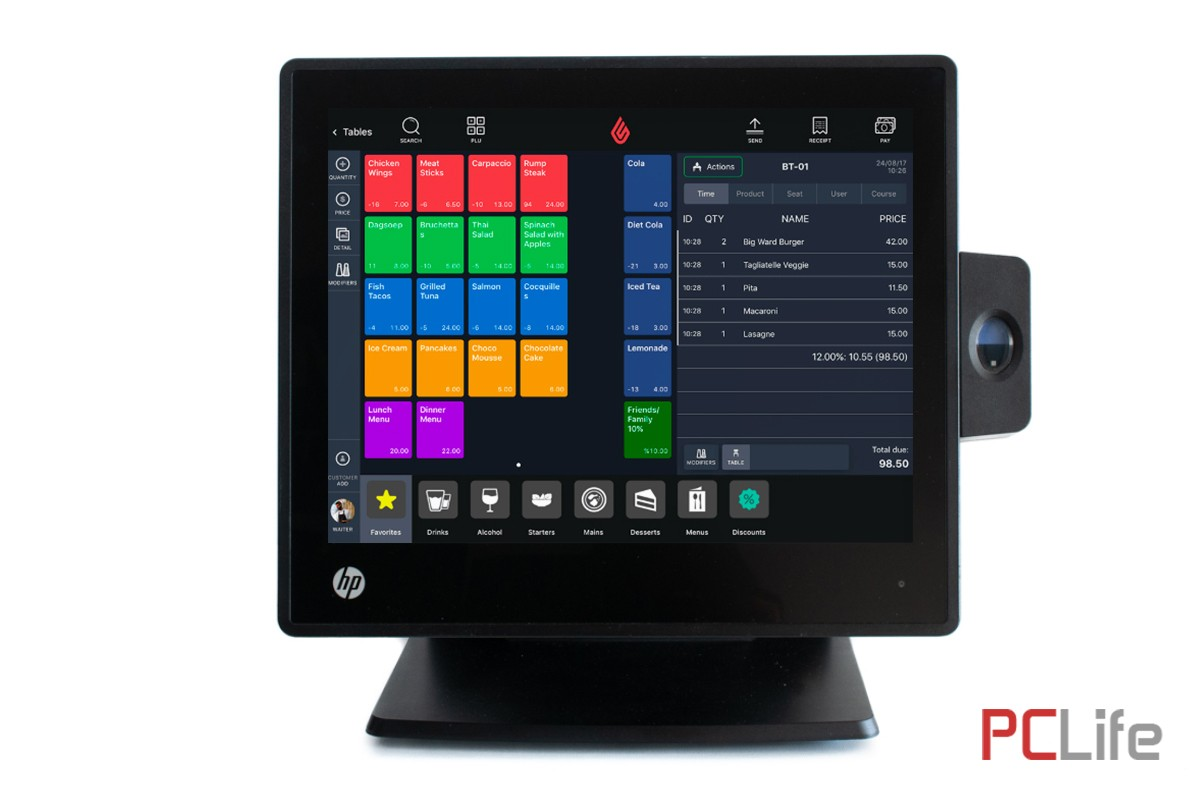 HP RP7 Retail System Model 7800 - POS терминали втора ръка