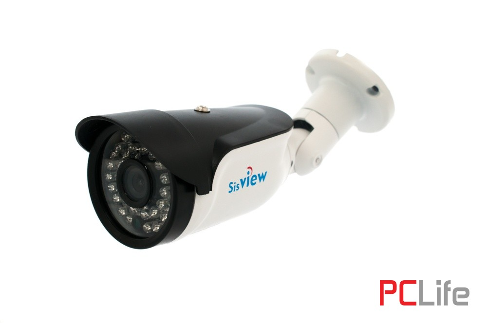 SV-AHD25 2Mp, 3.6mm, 20m. За вътрешен и външен монтаж - AHD камери за видео наблюдение