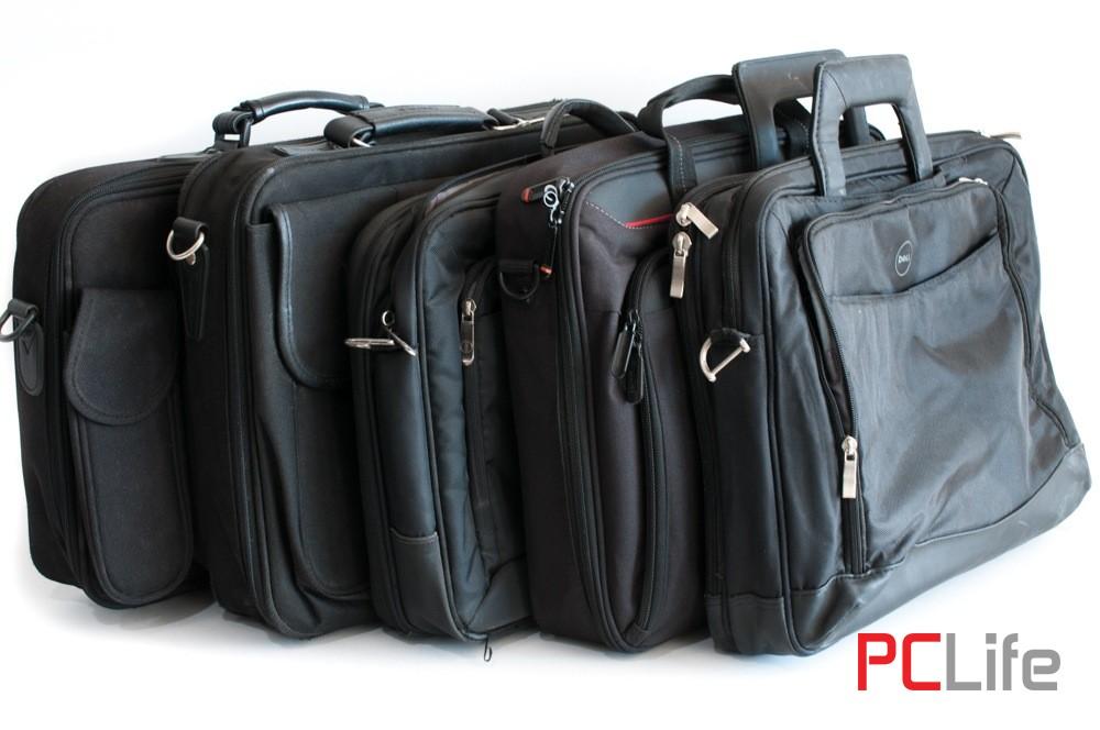 Чанти за лаптоп MIX st.B - лот от 5бр. употребявани