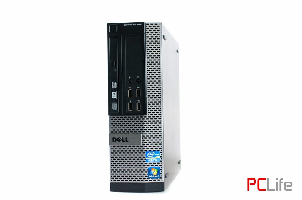 DELL Optiplex 790 sff - компютри втора ръка