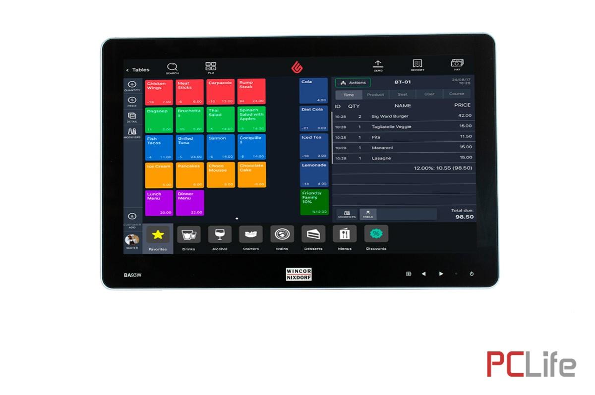 Wincor Nixdorf BA93W без стойка - Touchscreen монитори втора ръка