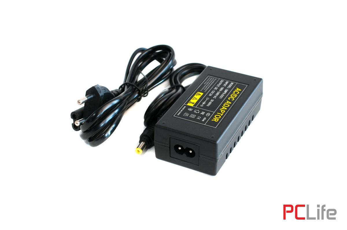 Захранване/адаптер 12V2A , SV-P02C за видеонаблюдение и други видове слаботокови системи