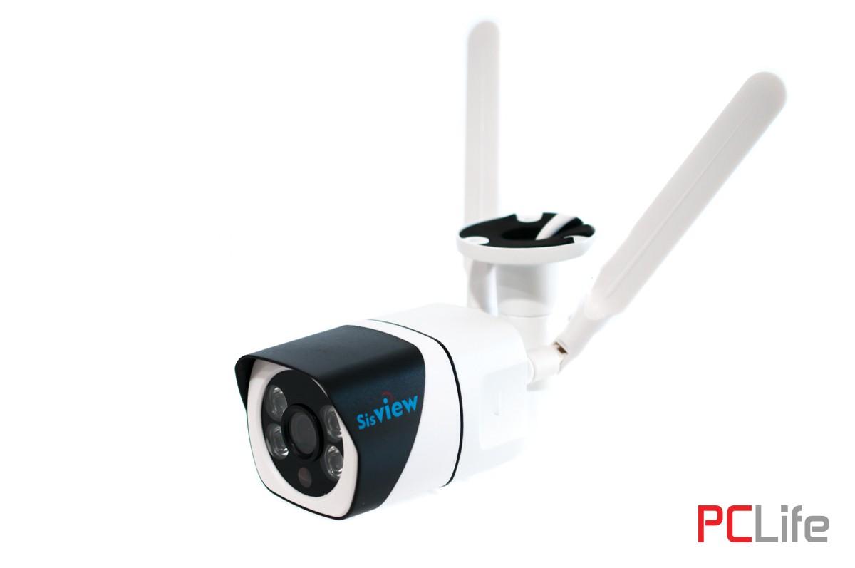 SV-IP42-2 Wireless IP Безжична Камера 2 Mp,1080P - за външен монтаж