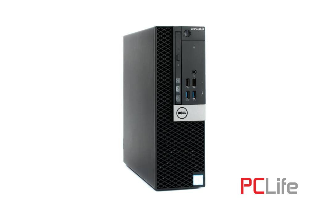 Dell OptiPlex 7040/ sff/ Core i5-6600/ 8GB DDR4/ 256GB SSD - компютри втора ръка