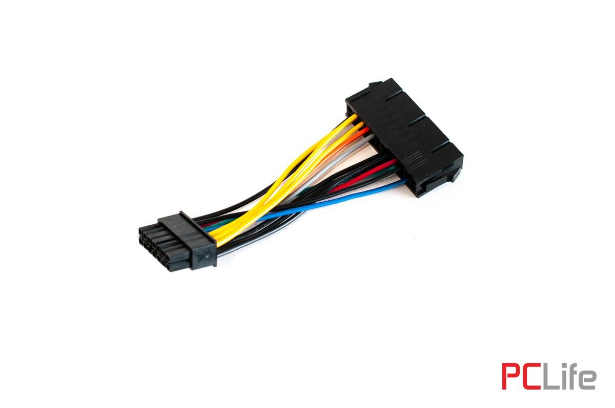 Преходник за захранване 24 pin - 14 pin за Lenovo