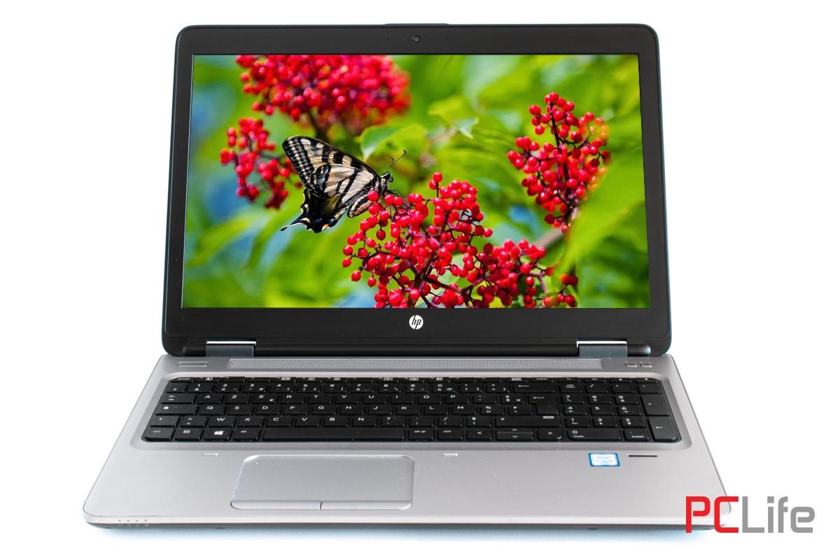HP ProBook 650 G2 Core i3-6100U/ 8GB DDR4/ 240GB-SSD Ново - лаптопи втора ръка