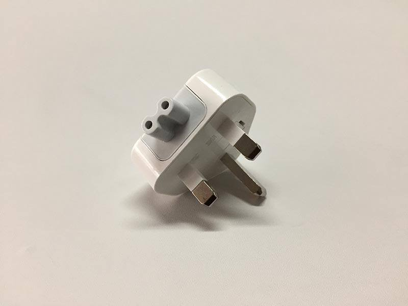 APPLE 607-6315 POWER UK адаптер - нов