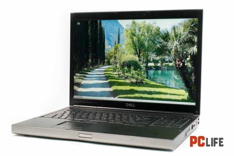DELL Precision M6500 i7-Q820 -лаптопи втора ръка