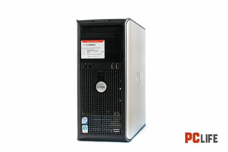 DELL Optiplex 755 T - компютри втора ръка