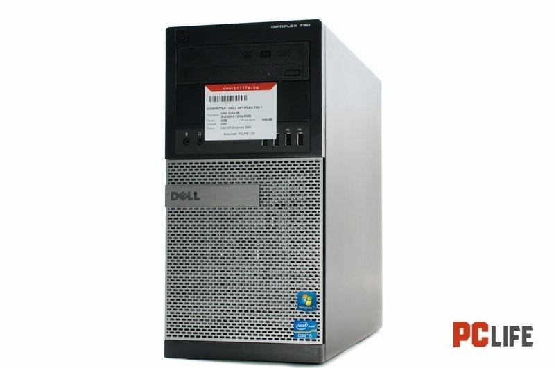 DELL Optiplex 790 T i5 8GB - компютри втора ръка