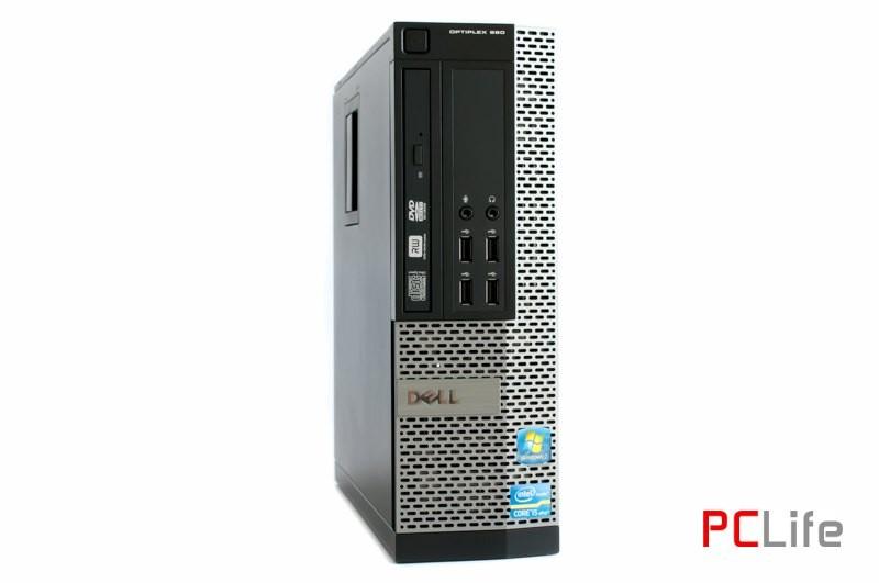 DELL Optiplex 990 sff i5 - компютри втора ръка