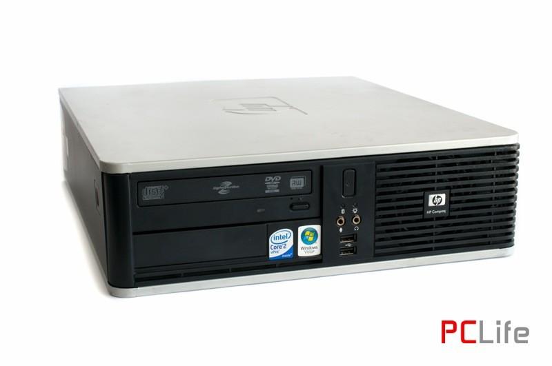 HP DC7800 CoreDuo E6550 sff- компютри втора ръка