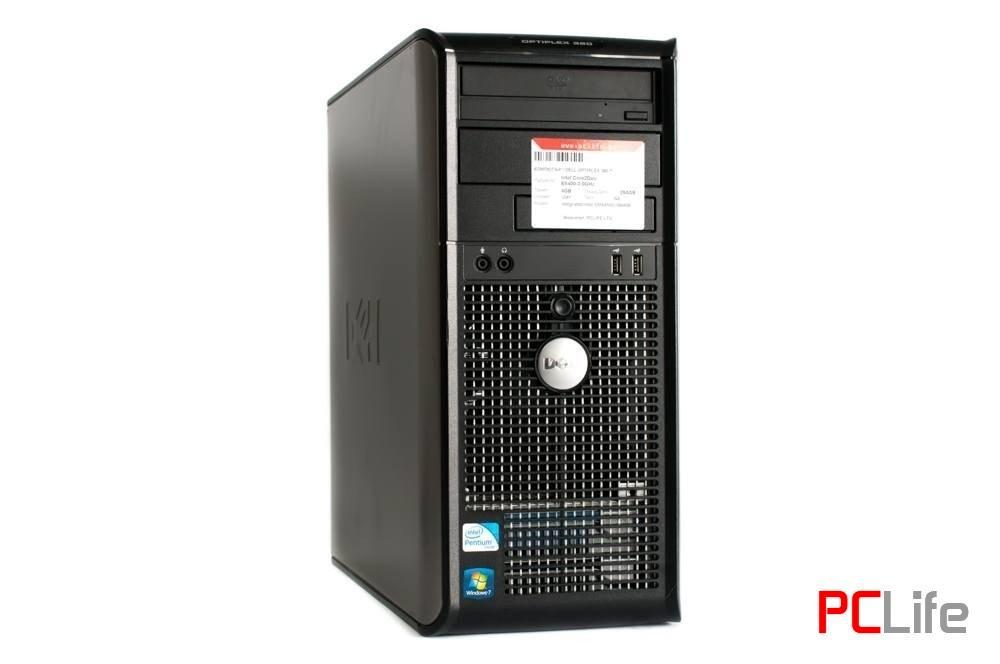 DELL Optiplex 360 T - компютри втора ръка