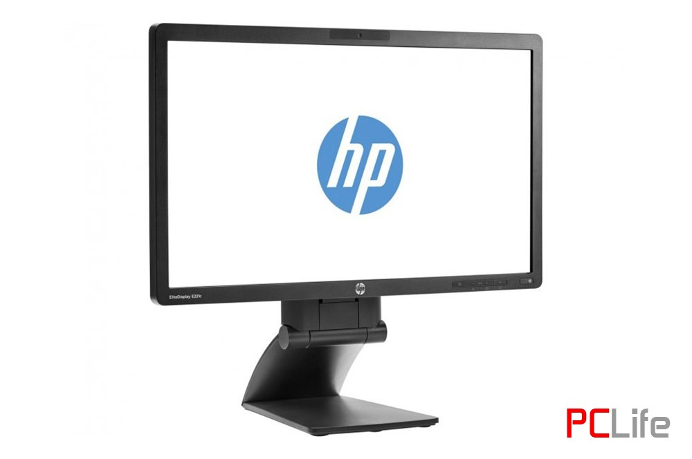 HP Elite Display E221C - монитори втора ръка