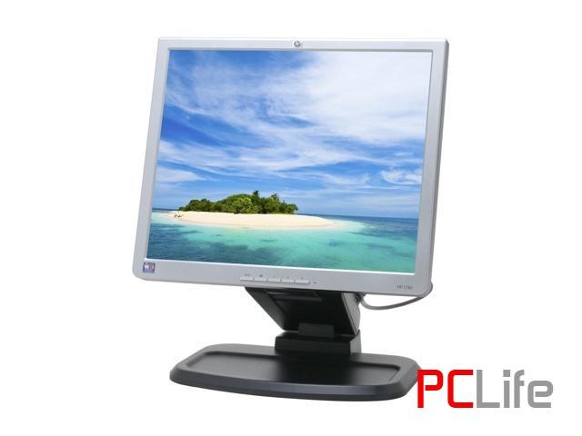 HP L1740 - монитори втора ръка