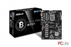 ASRock H110 PRO BTC+ - дънни платки за mining