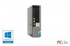 DELL 780 usff + Windows 10 - компютри втора ръка