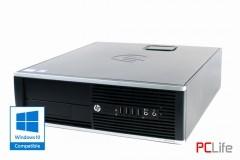 HP 6200 PRO i5 + Windows10 - компютри втора ръка