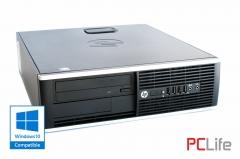 HP 6300 PRO i5-3470+Win 10 - компютри втора ръка