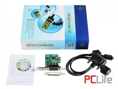 PCIe RS232 4PORT PCE9904-PR4S - контролери