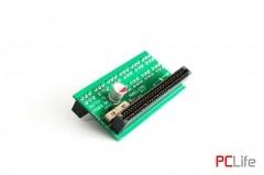 Платка преходна Breakout Board с конектори за 10 PCI-E 6pin кабела