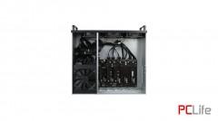 Кутия за Mining Rig с вентилатори D1800 за mining Motherboard с 6 x PCI-E X1 с CPU Onda D1800