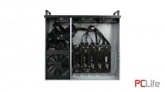 Mining Motherboard Onda D1800 BTC с 6 x PCI-E X1 с CPU