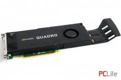 NVIDIA QUADRO K4000 3GB GDDR5 - видео карти втора ръка