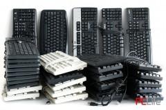 DELL / HP / LOGITECH - USB клавиатури втора ръка