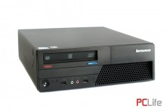 Lenovo ThinkCentre M58p Intel Pentium E5700 4GB DDR3 250GB HDD  - компютри втора ръка