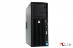 HP Z420 Intel Xeon E5-1607, 8GB DDR3, 500GB HDD, Nvidia Quadro NVS300 - работни станции втора ръка