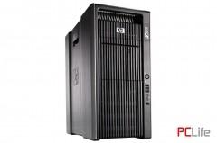 HP Z800 2x Intel Xeon X5650, 12GB DDR3, 300GB HDD, Nvidia Quadro 2000 - работни станции втора ръка
