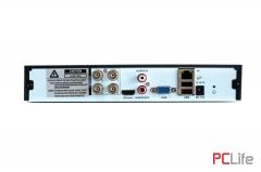 AHD DVR Hibrid 4 канала SV-9004HA