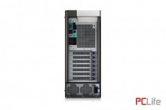 DELL PRECISION T5810 Intel Xeon E5-1620v3, 16GB DDR4, 256GB-SSD, Nvidia GeForce GTX 1060 3GB- геймърски компютри втора ръка
