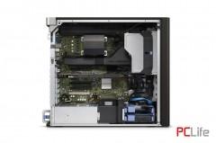 DELL PRECISION T5810 Intel Xeon E5-1620v3, 16GB DDR4, 240GB-SSD, XFX Radeon RX 580 8GB - геймърски компютри втора ръка