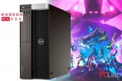 Dell Precision T5810 с XFX Radeon RX 470 8GB