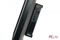 LENOVO ThinkCentre M92p Tiny със стойка за монтаж - компютри втора ръка